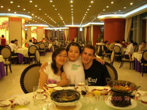 Juan, Chine.