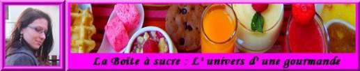 """Consultez le blog """"Sucre Gourmand"""" de Jessica"""