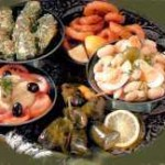 mezze cuisine turque