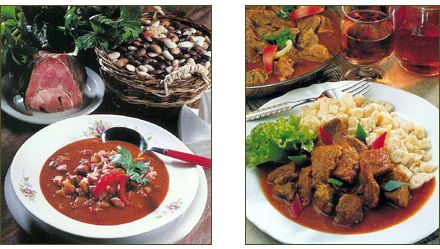 Cuisine hongroise une gastronomie pleine de saveurs for Cuisine hongroise