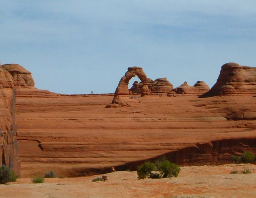 Delicat Arch