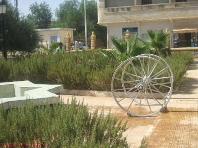 Jardin Public à Harchoune (Chlef - Algérie)