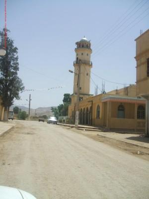 Nouvelle mosquée de Harchoune à Chlef-Algérie)
