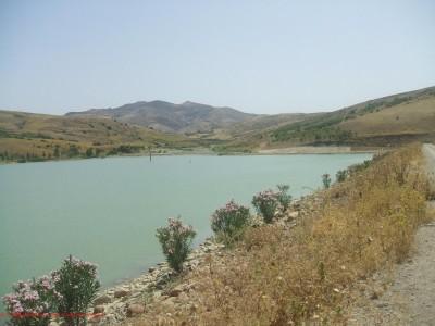 Barrage de Harchoune (Chlef - Algérie)