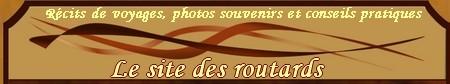 Cliquez pour consulter le site des routards