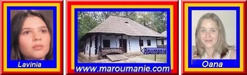 Cliquez sur la bannière pour découvrir le site Maroumanie