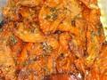 tomates sechees à l'huile d'olive
