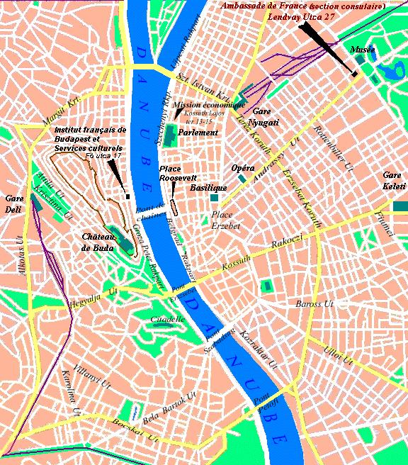 Budapest L Une Des Perles Du Danube Et Ses Visites