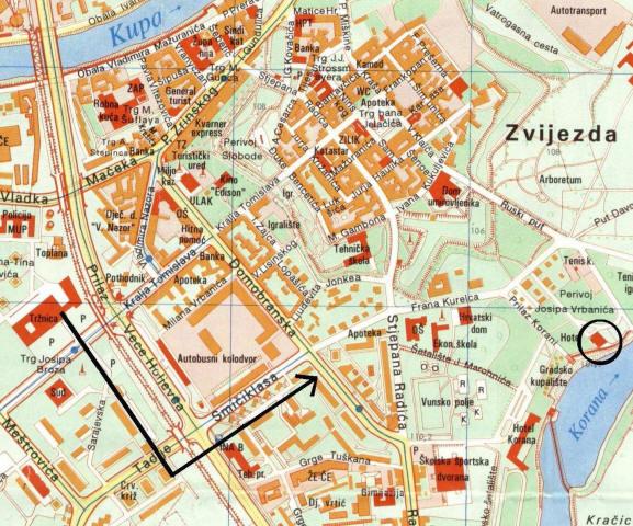 Cliquez sur le plan pour l'agrandir - Localisation : http://sandra-andreas.com