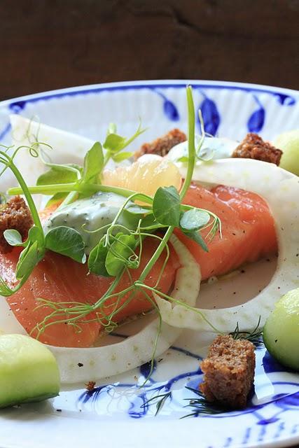 recette danoise du saumon au sel cuisine scandinave ideoz voyages. Black Bedroom Furniture Sets. Home Design Ideas