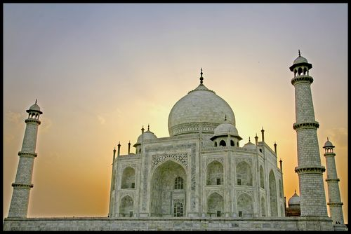 Taj Mahal INDIA88