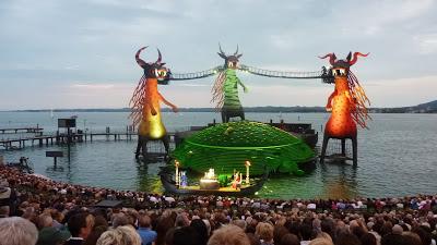 Festival d'opéra de Bregenz ; une expérience romantique sur le lac Bodensee 43
