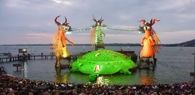 Festival d'opéra de Bregenz ; une expérience romantique sur le lac Bodensee 44