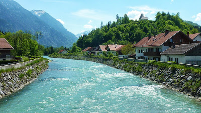 De Eschenlohe à l'Osterfeuerspitze ; balade bucolique en Bavière (Randonnée Allemagne) 46