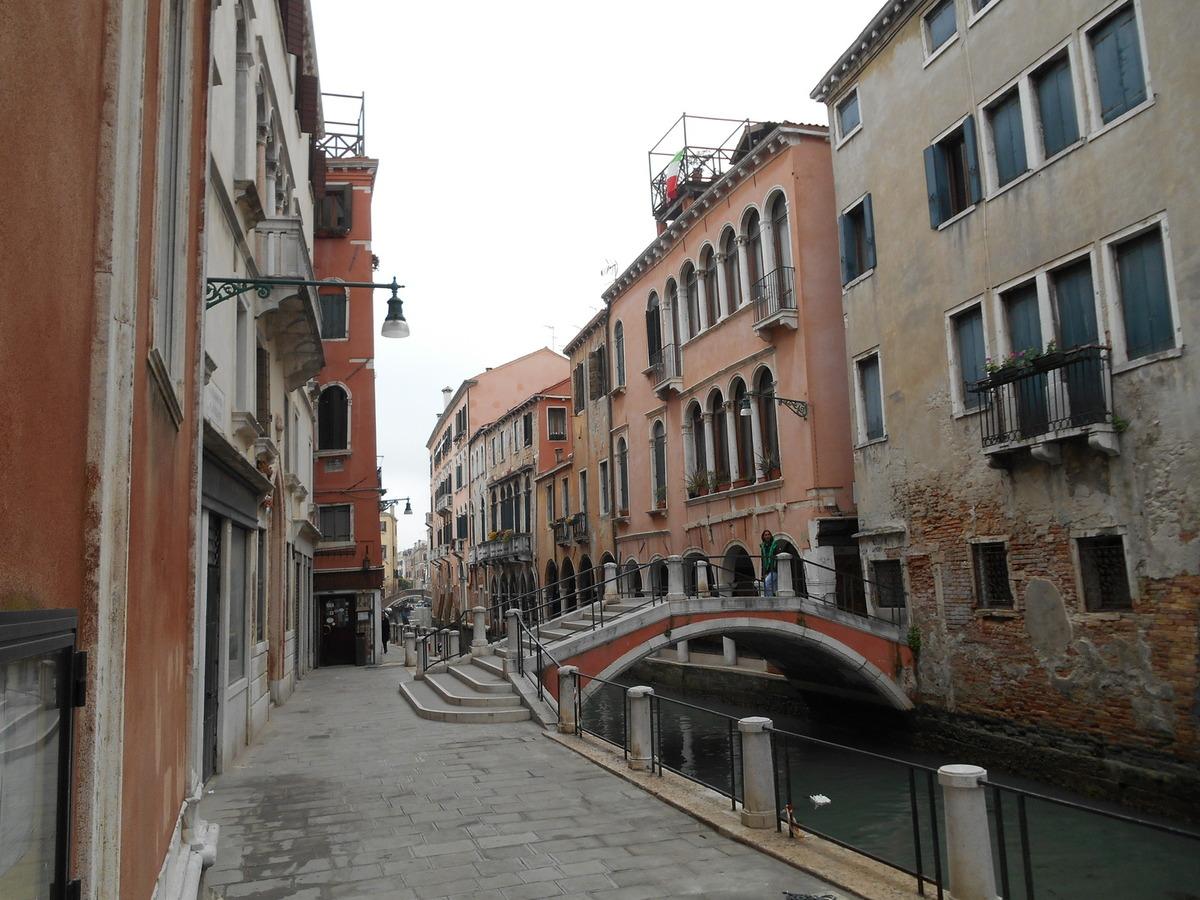 Le quai San Felice.