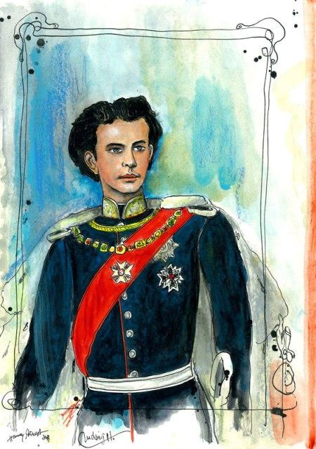 Hannes Steinert - Märchenkönig, Ludwig II