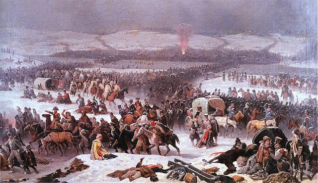 Napoléon ; 2012, bicentenaire de la Campagne de Russie 3