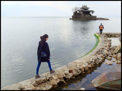 116, Yangyang, lac Erhai