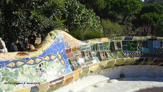 Parc Güell en photos ; promenade au pays des merveilles (Barcelone tourisme) 12