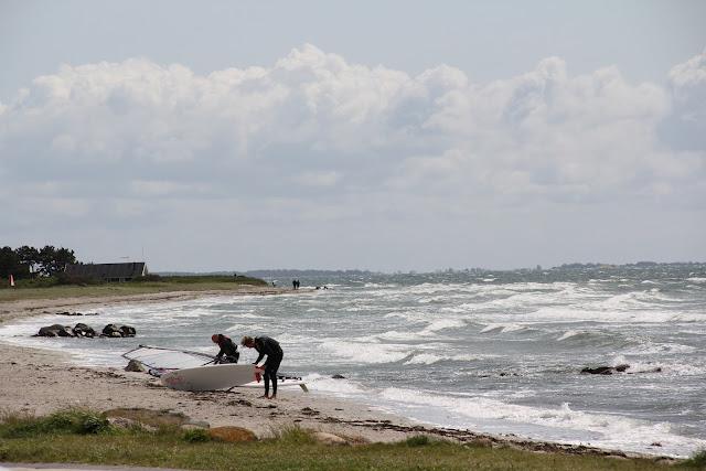 Karrebaeksminde et Næstved ; paradis des sports nautiques (Week end Danemark) 4