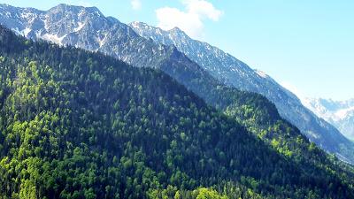 De Eschenlohe à l'Osterfeuerspitze ; balade bucolique en Bavière (Randonnée Allemagne) 10