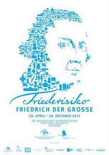 Exposition Friederisiko sur Frédéric II à Postdam (jusqu'au 28 avril 2012) 1