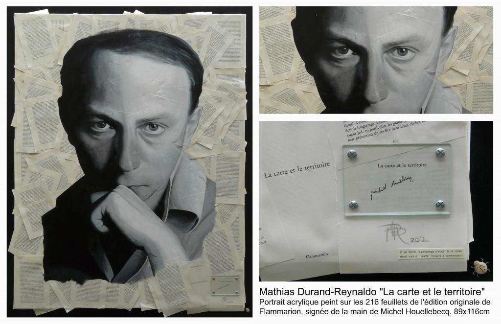 Un portrait de Michel Houellebecq par Mathias Durand-Reynaldo 3