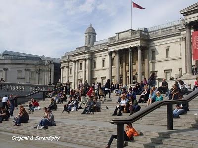 Tourisme Londres : s'amuser à Trafalgar Square 7