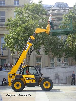 Tourisme Londres : s'amuser à Trafalgar Square 8