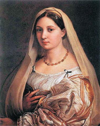 Musée du Louvre : La figure de l'Archange, les dernières années de Raphaël 1