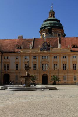 Visite de l'abbaye de Melk en photos: charmes de la vallée de la Wachau (Tourisme Autriche) 1