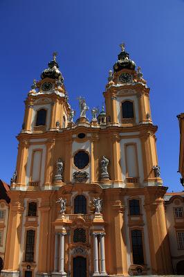 Visite de l'abbaye de Melk en photos: charmes de la vallée de la Wachau (Tourisme Autriche) 2