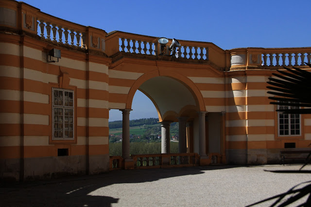 Visite de l'abbaye de Melk en photos: charmes de la vallée de la Wachau (Tourisme Autriche) 8