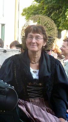 munich oktoberfest 2012 parade folklorique