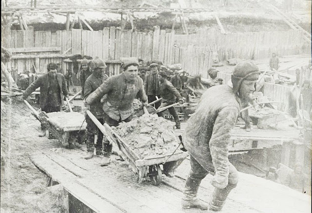2 Août 1933 : Staline inaugure le Belomorkanal 3