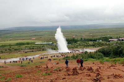 Le Cercle d'Or ; magnifique nature au pays des geysers (Tourisme Islande) 6
