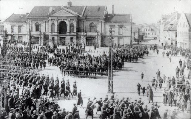 10 Janvier 1923 : quand Lituaniens et Français se faisaient la guerre pour Klaipėda 4