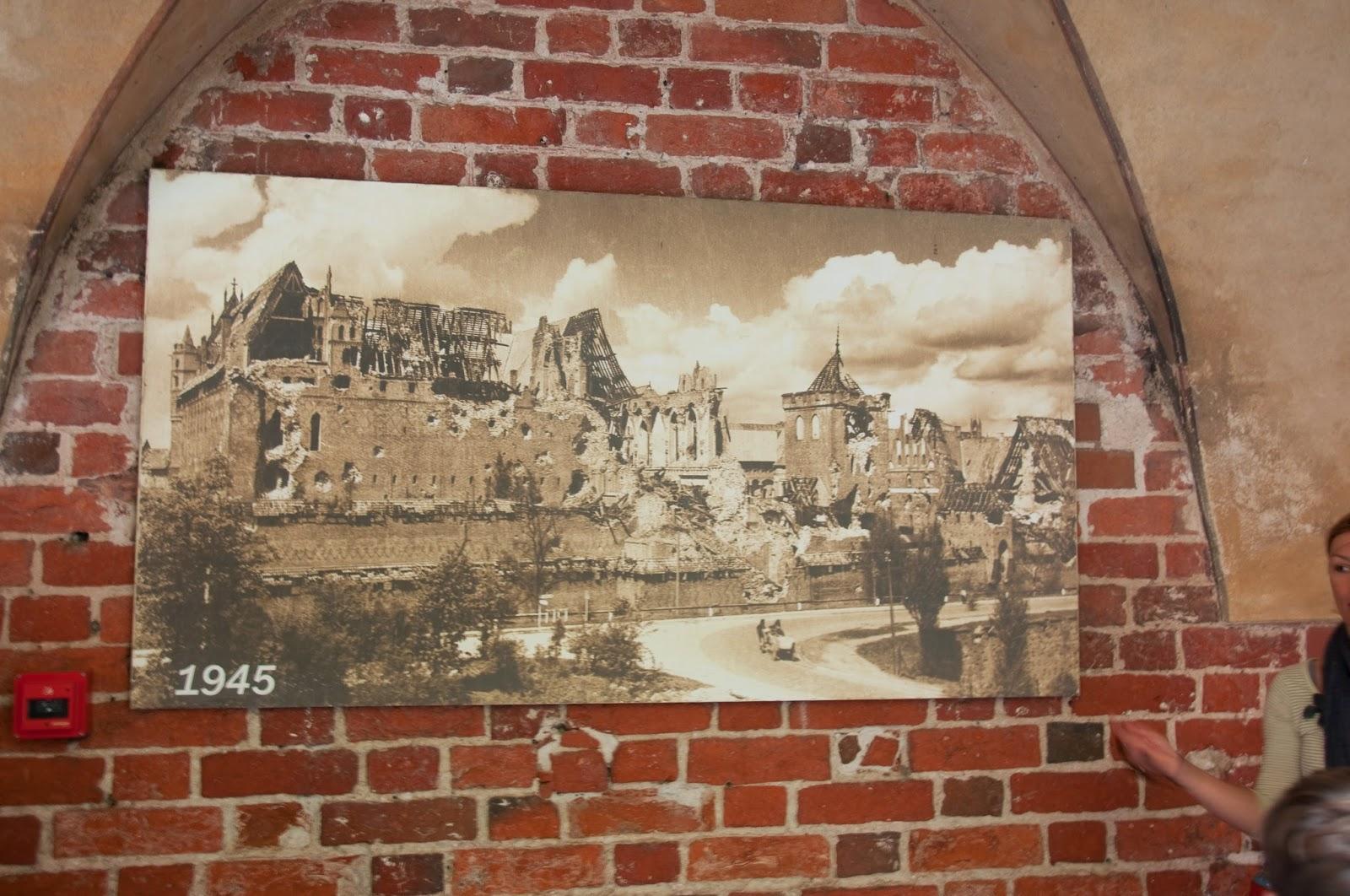 Forteresse de Marienburg, Malbork, la capitale des Chevaliers Teutoniques 3