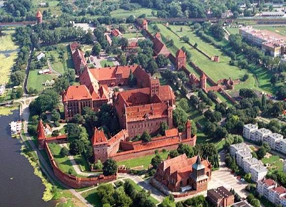 Forteresse de Marienburg, Malbork, la capitale des Chevaliers Teutoniques 2