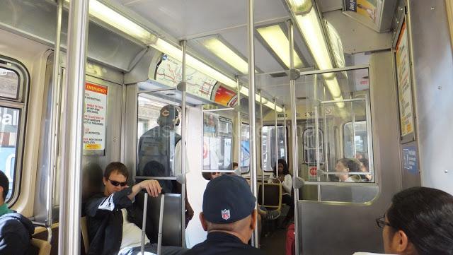 Chicago : Le Loop, aventures dans le train suspendu 13