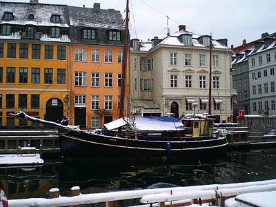 Marie Hélène, française expatriée à Copenhague: Entretien 14