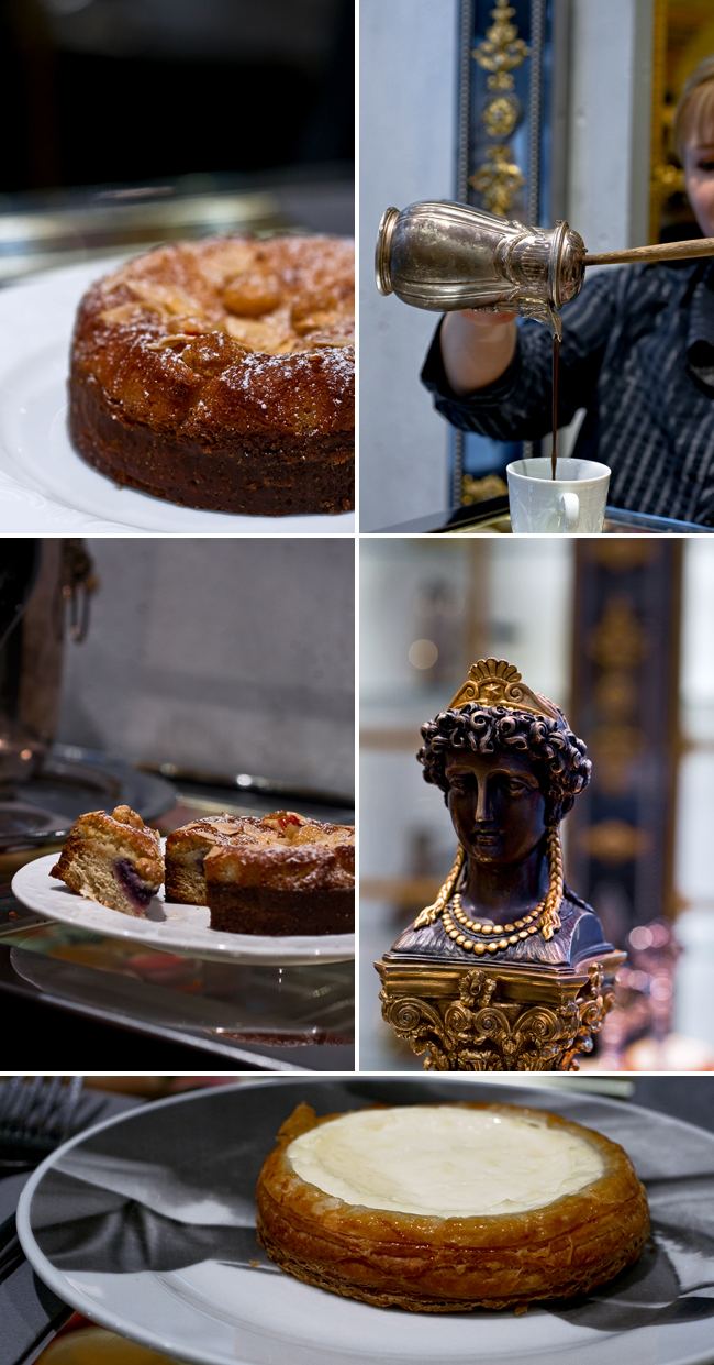 café pouchkine paris patisseries