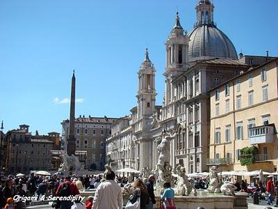 Un week-end à Rome : album souvenirs 2