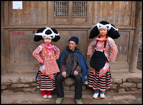 Au pays des joueurs de lusheng en Chine