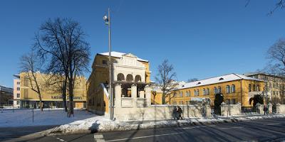Lenbachhaus Musée munich