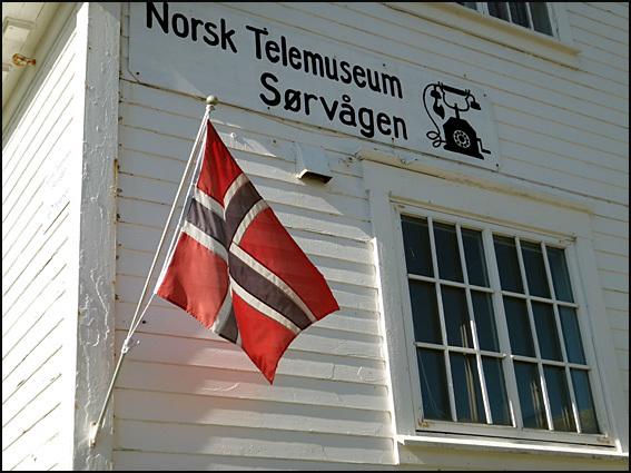 musee telegraphe Sørvågan Lofoten