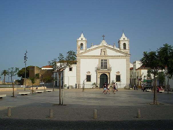 lagos église