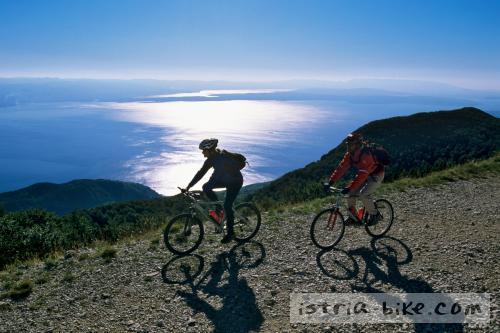 L'Istrie à vélo : Itinéraires cyclistes pour les amateurs ou les sportifs 2
