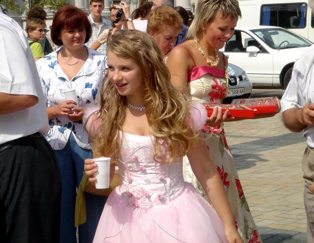 kiev fille adonaissante