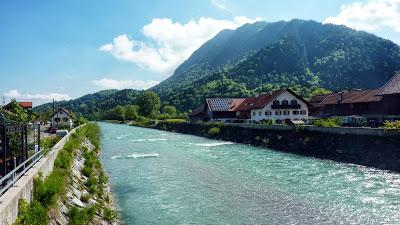 De Eschenlohe à l'Osterfeuerspitze ; balade bucolique en Bavière (Randonnée Allemagne) 3
